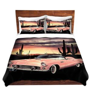 Artistic Duvet Covers and Shams Bedding   Mark Watts - New Day