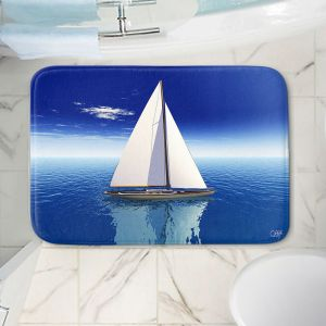 Decorative Bathroom Mats | Mark Watts - Sail