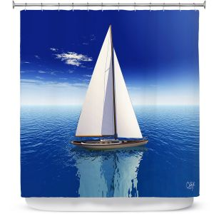 Premium Shower Curtains | Mark Watts Sail