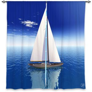 Decorative Window Treatments | Mark Watts Sail