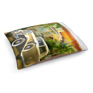 Decorative Dog Pet Beds | Mark Watts's Serene Sunrise