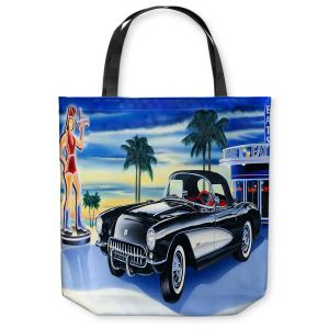 Unique Shoulder Bag Tote Bags | Mark Watts Some Fries With That Shake