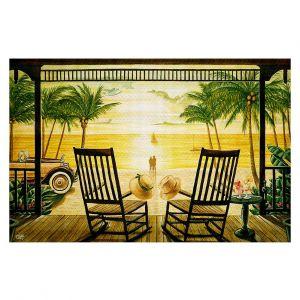 Decorative Floor Coverings | Mark Watts Sunset Serenade