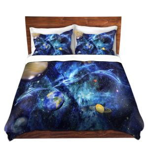 Artistic Duvet Covers and Shams Bedding | Mark Watts - Symphony of Space