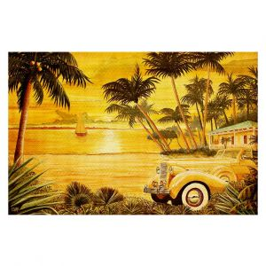 Decorative Floor Coverings | Mark Watts Tropical Getaway