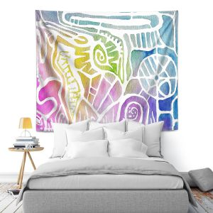 Artistic Wall Tapestry | Marley Ungaro - All Connected