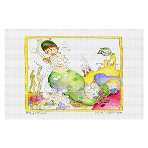 Decorative Floor Coverings | Marley Ungaro Bathing Mermaid