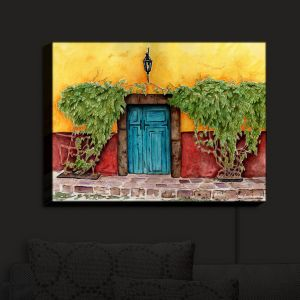 Nightlight Sconce Canvas Light   Marley Ungaro's Blue Door