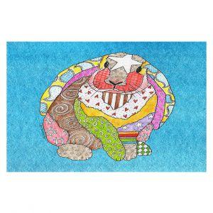 Decorative Floor Coverings   Marley Ungaro - Bunny Aqua