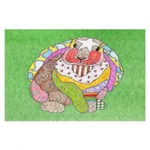 Decorative Floor Coverings   Marley Ungaro - Bunny Green