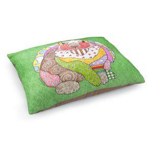 Decorative Dog Pet Beds   Marley Ungaro - Bunny Green