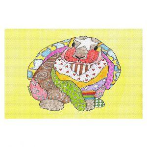 Decorative Floor Coverings | Marley Ungaro - Bunny Pastel Yellow