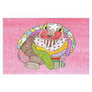 Decorative Floor Coverings   Marley Ungaro - Bunny Pink