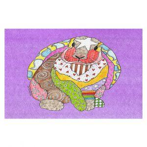 Decorative Floor Coverings | Marley Ungaro - Bunny Violet