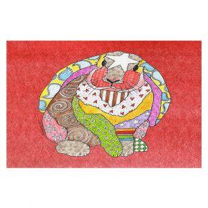 Decorative Floor Coverings | Marley Ungaro - Bunny Watermelon