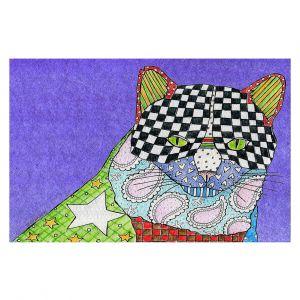 Decorative Floor Coverings   Marley Ungaro - Cat Indigo
