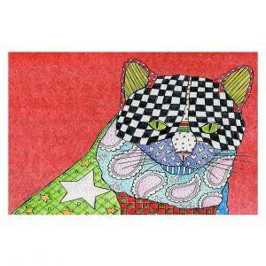 Decorative Floor Coverings | Marley Ungaro - Cat Watermelon