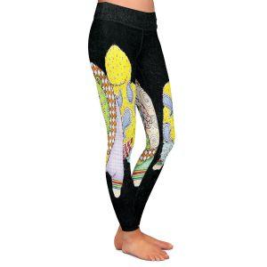 Casual Comfortable Leggings | Marley Ungaro - Chow Black