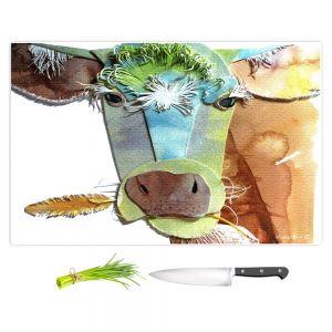 Artistic Kitchen Bar Cutting Boards | Marley Ungaro - Cow
