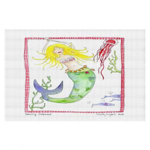 Decorative Floor Coverings | Marley Ungaro Dancing Mermaid