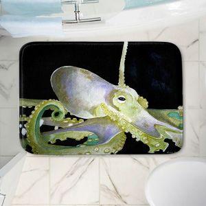 Decorative Bathroom Mats   Marley Ungaro - Deep Sea Life- Octopus