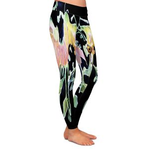 Casual Comfortable Leggings | Marley Ungaro Deep Sea Life - Sea Dragon