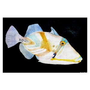 Decorative Floor Coverings | Marley Ungaro Deep Sea Life - Trigger Fish