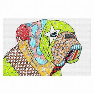 Decorative Floor Coverings   Marley Ungaro English Bulldog