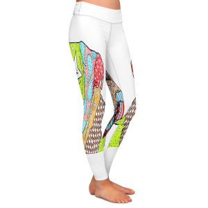 Casual Comfortable Leggings | Marley Ungaro English Bulldog