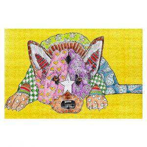 Decorative Floor Coverings   Marley Ungaro German Shepard Dog