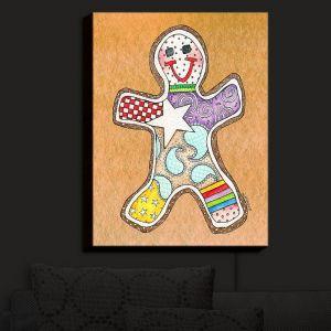 Nightlight Sconce Canvas Light | Marley Ungaro - Gingerbread Tan