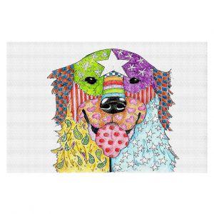 Decorative Floor Coverings | Marley Ungaro Retriever Dog