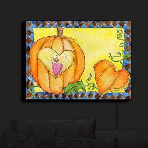 Nightlight Sconce Canvas Light | Marley Ungaro - Jack of Hearts