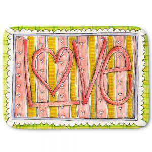 Decorative Bathroom Mats | Marley Ungaro - Love