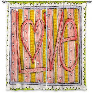 Decorative Window Treatments | Marley Ungaro - Love