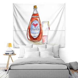 Artistic Wall Tapestry | Marley Ungaro Love Potion No. 9