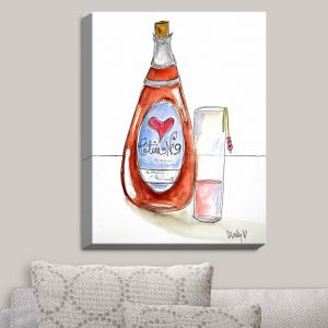 Decorative Canvas Wall Art | Marley Ungaro - Love Potion No. 9