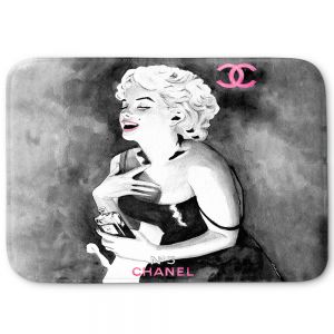 Decorative Bathroom Mats | Marley Ungaro - Marilyn Monroe V