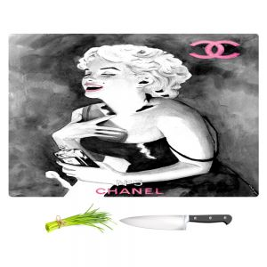 Artistic Kitchen Bar Cutting Boards | Marley Ungaro - Marilyn V