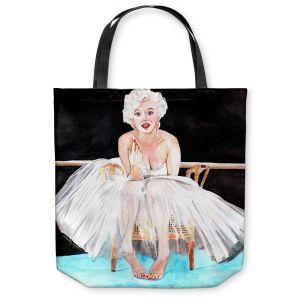 Unique Shoulder Bag Tote Bags | Marley Ungaro Marilyn Ballerina