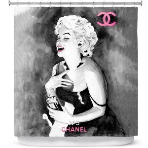 Premium Shower Curtains | Marley Ungaro Marilyn V