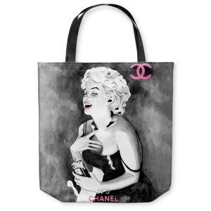 Unique Shoulder Bag Tote Bags | Marley Ungaro Marilyn V