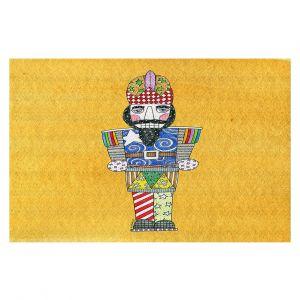 Decorative Floor Coverings | Marley Ungaro - Nutcracker Gold | Holidays Nutcracker Christmas Tradition