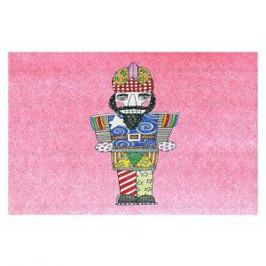 Decorative Floor Coverings | Marley Ungaro - Nutcracker Light Pink | Holidays Nutcracker Christmas Tradition