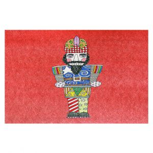 Decorative Floor Coverings   Marley Ungaro - Nutcracker Watermelon   Holidays Nutcracker Christmas Tradition