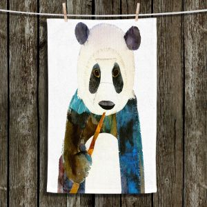 Unique Bathroom Towels | Marley Ungaro - Panda