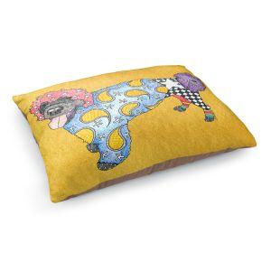 Decorative Dog Pet Beds | Marley Ungaro - Portuguese Water Dog Gold