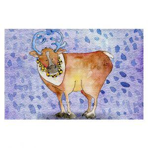 Decorative Floor Coverings   Marley Ungaro Reindeer Purple