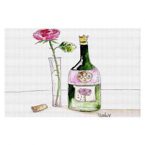 Decorative Floor Coverings | Marley Ungaro Rose Wine
