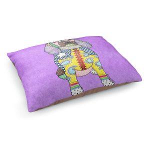 Decorative Dog Pet Beds | Marley Ungaro - Springer Spaniel Dog Violet